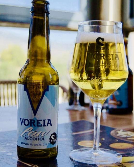 VOREIA LOW ALCOHOL