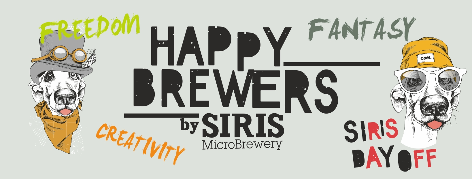 Siris MicroΒrewery | Μικροζυθοποιία Σερρών & Β. Ελλάδος Ε.Ε.