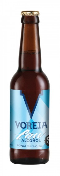 VOREIA Low Alcohol Beer